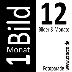 1Bild in Monat - 12Bilder & Monate - powered by CZOCZO.de