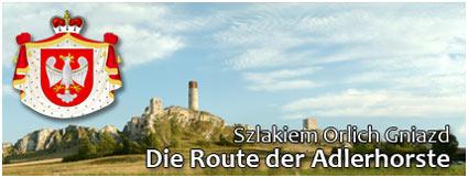 Route der Adlerhorste
