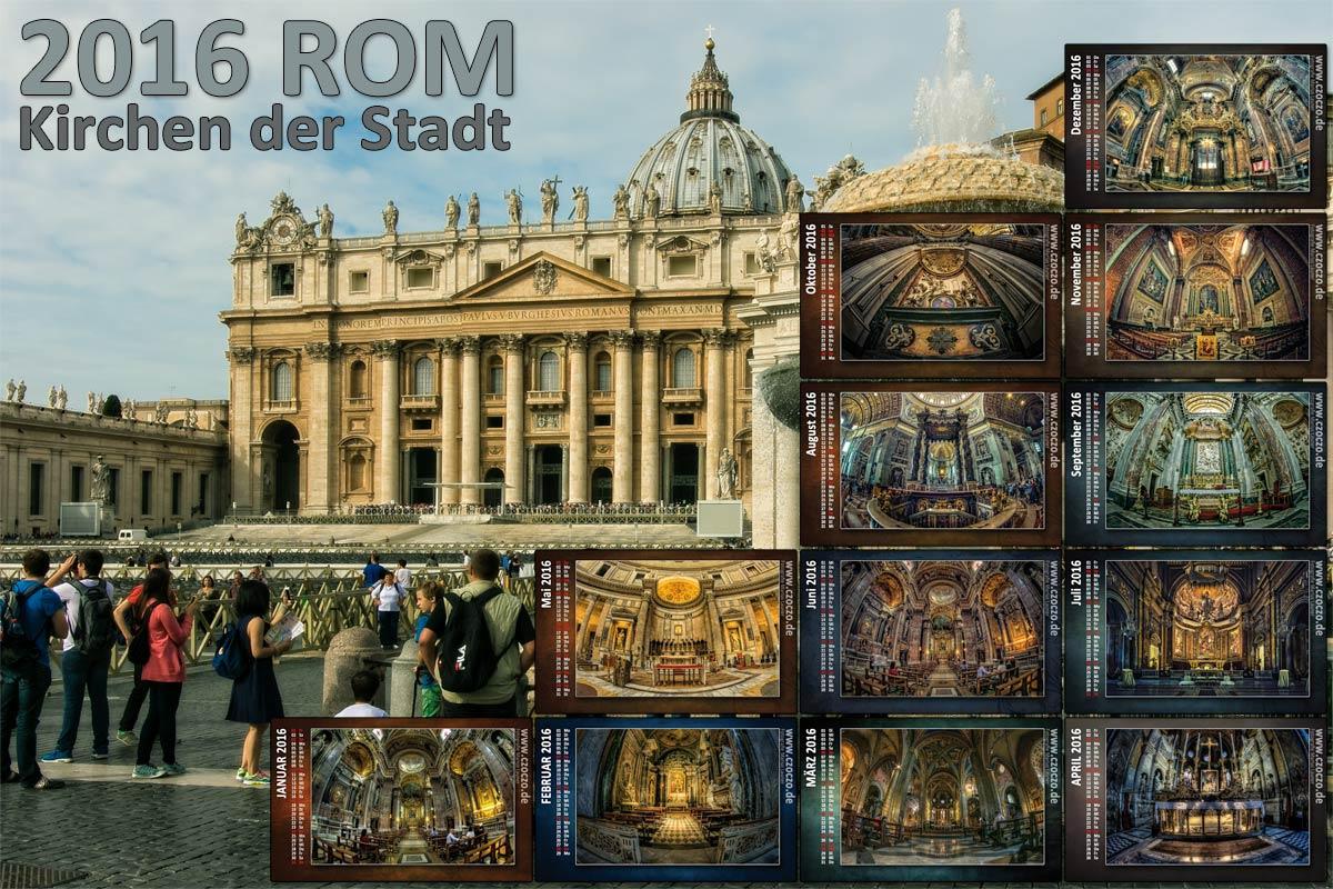 Kirchen-der-Stadt-Rom