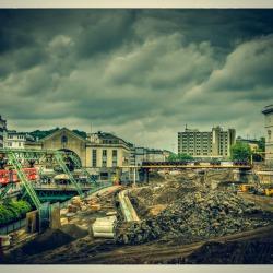 20. Juni 2015 - DoeppersbergBaustelle -_
