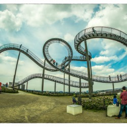 24. Mai 2015 - Tiger & Turtle - HDR1