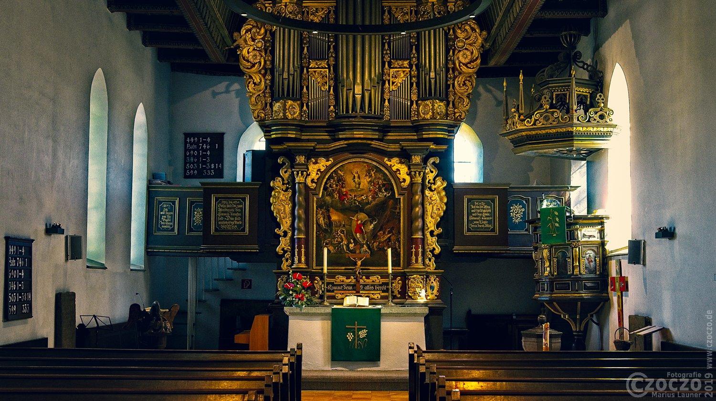 2018-09-30 Volmarstein Dorf Kirche IMG_9071