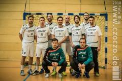 20180421 - Team CDGGW Herren1 - HSG Rade