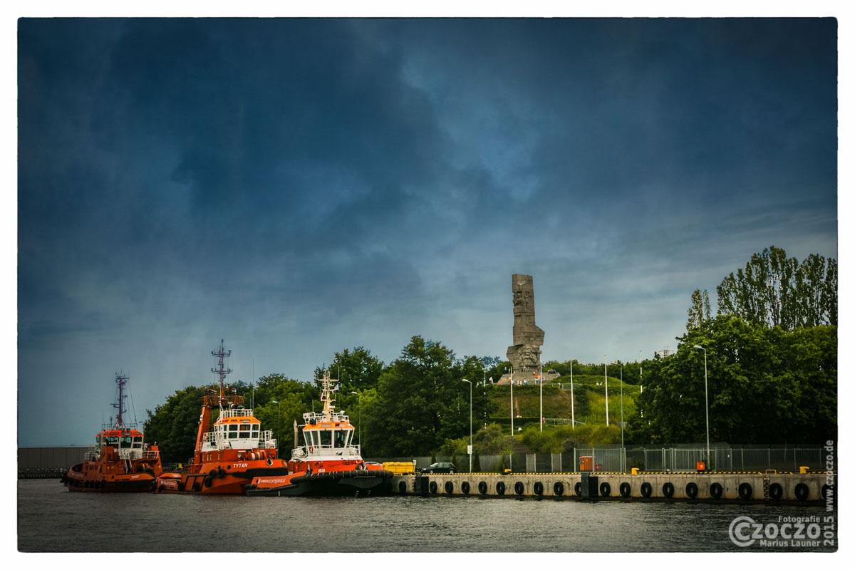 19. Juli 2015 - Westerplatte - 0932